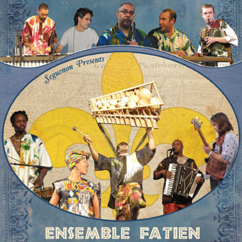 Ensemble Fatien - Seguenon Presents Ensemble Fatien cover art