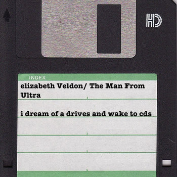 i dream of a drives and wake to cds cover art
