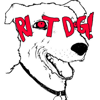 Riot Dog cover art