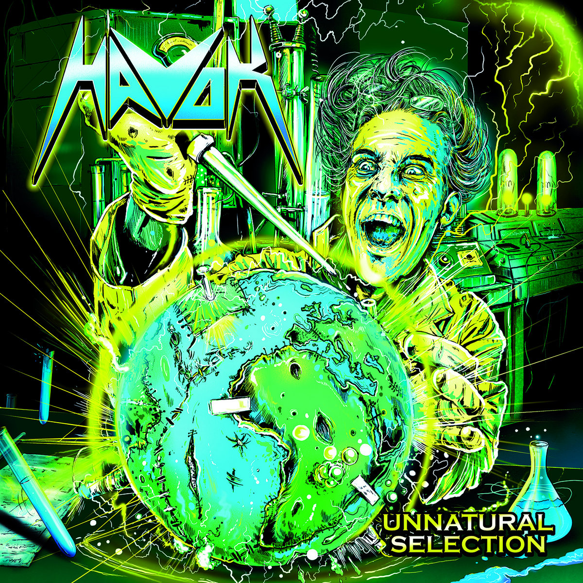 Havok - Unnatural Selection (2013)