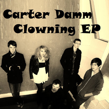 Clowning EP cover art