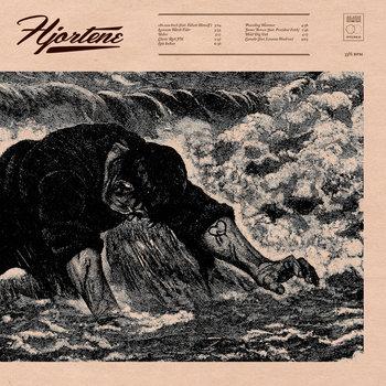 Hjortene S/T cover art