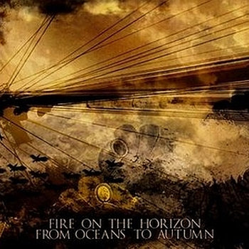 split w/ Fire On The Horizon cover art