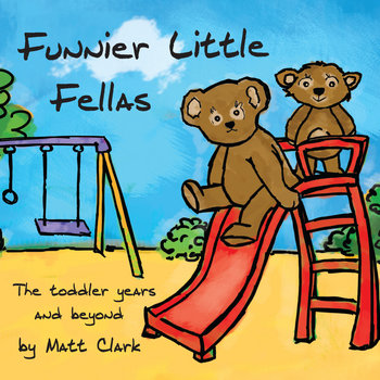 Funnier Little Fellas cover art
