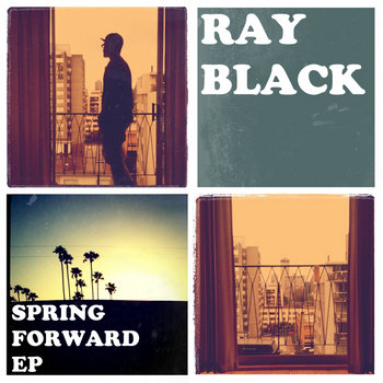 Spring Forward EP cover art
