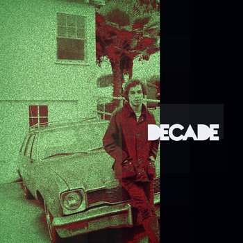 Decade EP cover art