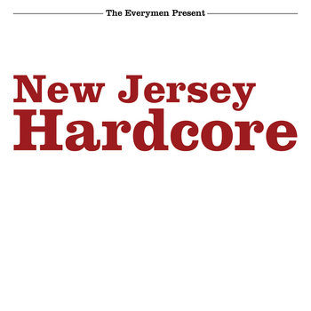 New Jersey Hardcore cover art