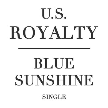 Blue Sunshine (Single) cover art