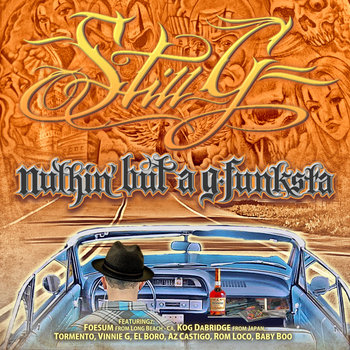 Nuthin' But A G-Funksta cover art