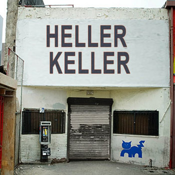 Heller Keller cover art