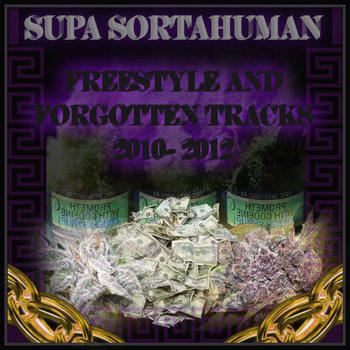 Freestyle and Forgotten Tracks 2010-2012 cover art