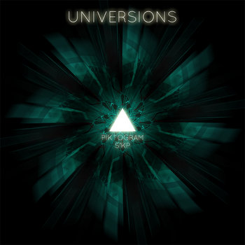 UNIVERSIONS cover art