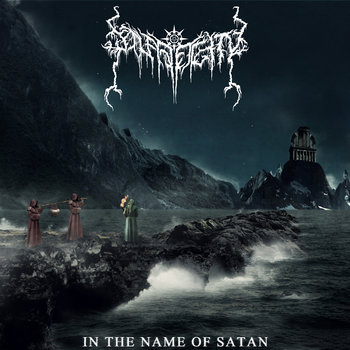 In The Name Of Satan cover art