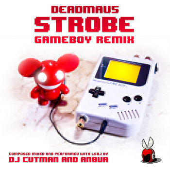 Deadmau5 - Strobe (Gameboy Remix) cover art