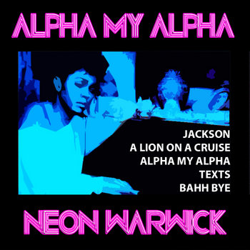 Alpha My Alpha cover art