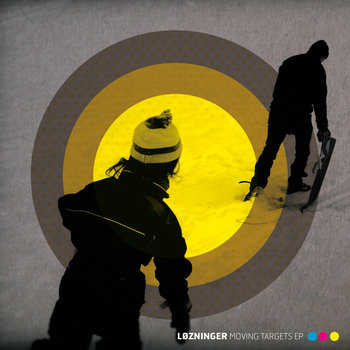 Moving Targets (single) cover art