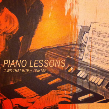 Piano Lessons (OUT NOW ON DEEPBLIP) cover art