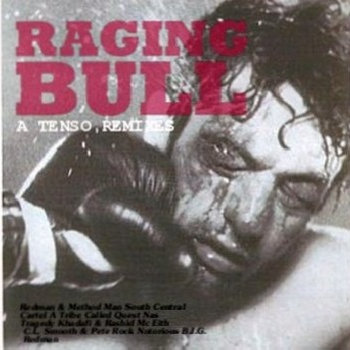 Raging Bull Remixes cover art