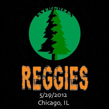 05/29/2012 - Reggies - Chicago, IL cover art