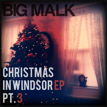 Christmas In Windsor EP Pt. 3 cover art
