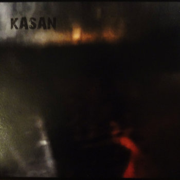 """Galvano / Kasan"" Split-10'' cover art"