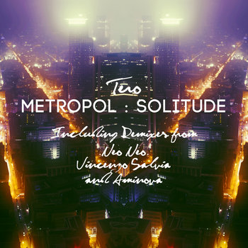 Tero- Metropol/Solitude E.P cover art