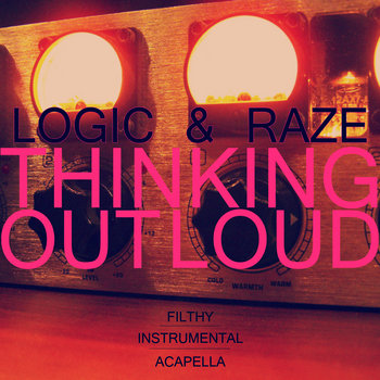 Logic &amp; Raze - Thinking Out Loud (Single) cover art