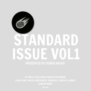 Standard Issue Vol 1 cover art