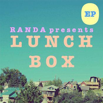 Lunch Box (EP) cover art