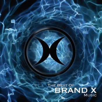 The Best of Brand X Music cover art