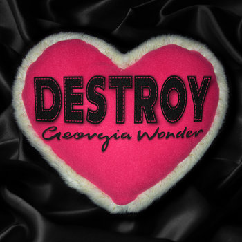 Destroy EP cover art