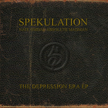 The Depression Era EP cover art