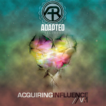 Acquiring Influence Volume 1 'Compiled by Sponge' cover art