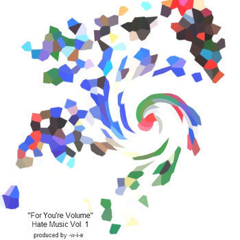 [OUT_02] For You're Volume: Hate Music Vol. 1 cover art