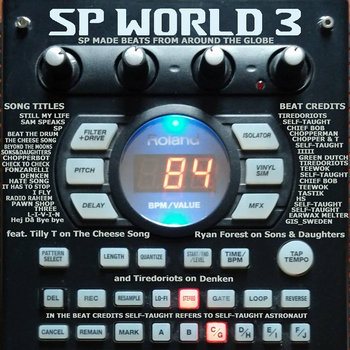 SP World 3 cover art