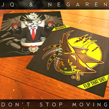 Don't Stop Moving cover art