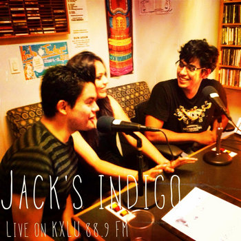 Live on KXLU 88.9 FM cover art