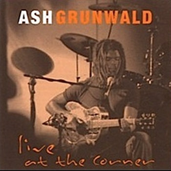Live At The Corner cover art