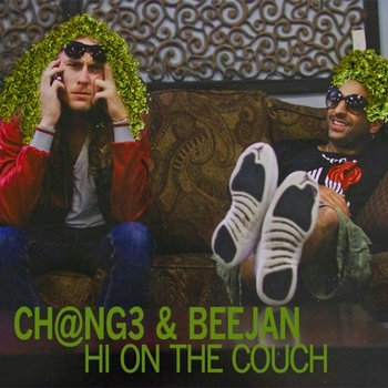 Hi on the Couch cover art