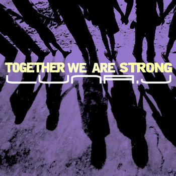 Together We Are Strong cover art