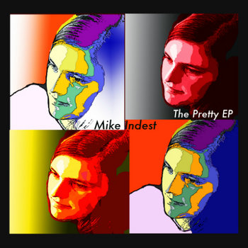 The Pretty EP cover art