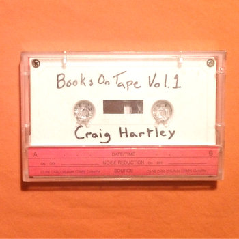 Books On Tape Vol. 1 cover art
