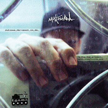 Misteriada (a hiphop project with indefinite end...), 2011 cover art