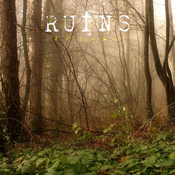 Ruins (Single) cover art