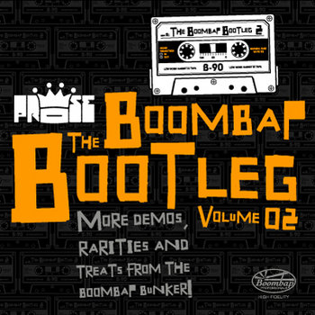 The Boom Bap Bootleg Volume 2 cover art