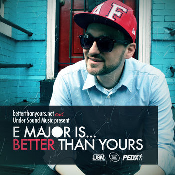 E Major is... Better Than Yours cover art