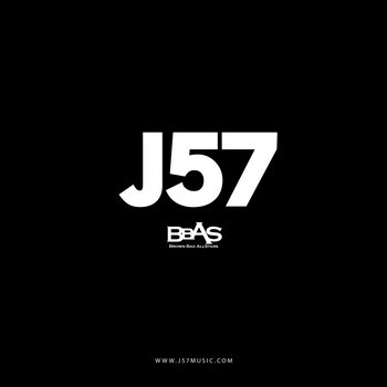 Brown Bag AllStars Present...J57: 2057 EP cover art