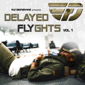 Delayed Flyghts Volume 1 cover art