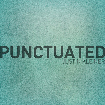 Punctuated cover art