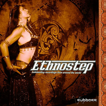 Ethnostep 2 cover art